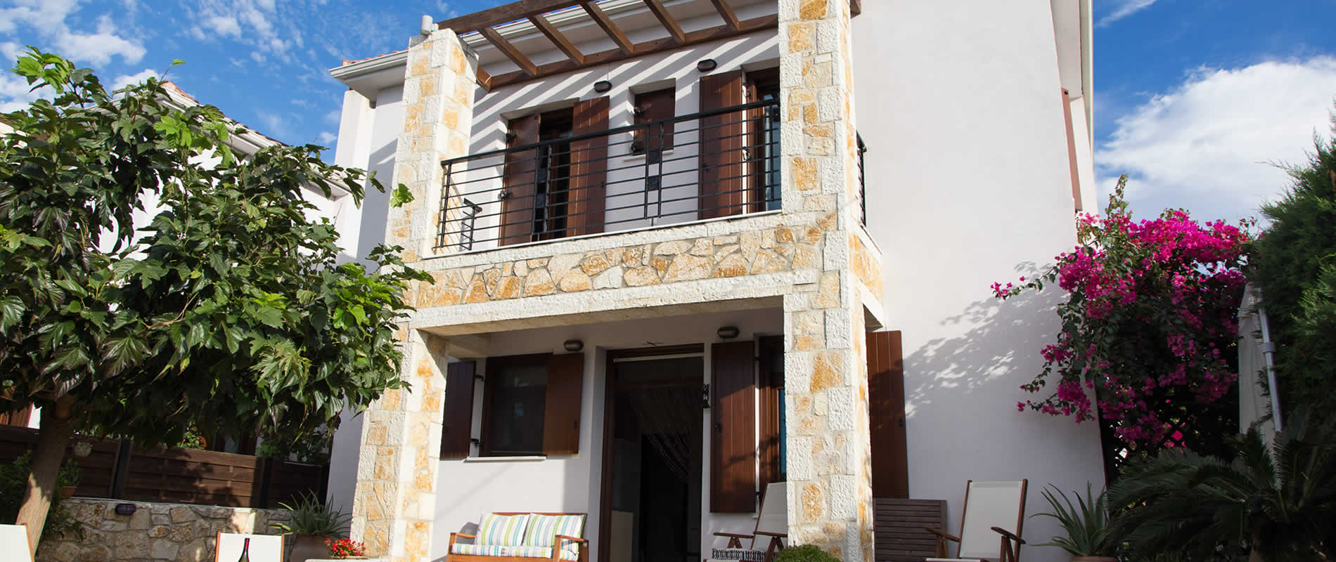 Rental Villa Aloe in Sivota village, Thesprotia, Greece