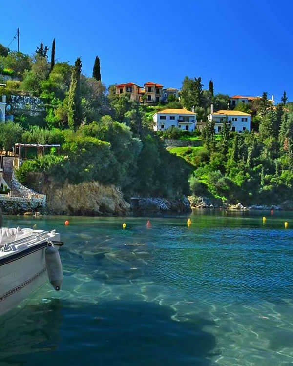 Syvota (Greek: Σύβοτα), a pearl in the Ionian Sea! A beautiful and unspoiled area in the North-Western part of Greece!